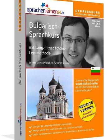 Bulgarisch lernen